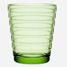 Aino Aalto 7.75 Oz. Tumblers Apple Green (Set of 2)
