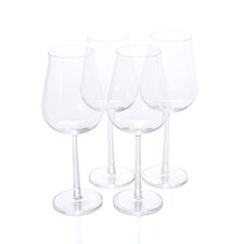 Essence Plus Red and White Wine Glass (Set of 4)