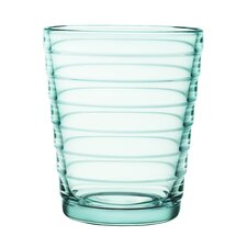 <strong>iittala</strong> 8.55Aino Aalto 7.75 Oz. Tumblers Water Green (Set of 2)