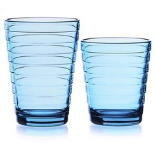 <strong>iittala</strong> Aino Aalto Tumbler Set Light Blue