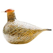 <strong>iittala</strong> Birds by Toikka Summer Grouse Figurine