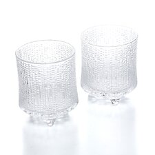 <strong>iittala</strong> Ultima Thule 6.8 Oz. Old Fashioned Glasses (Set of 2)