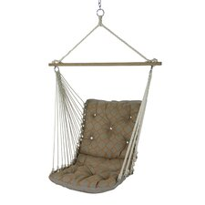 Tufted Single Porch Swing