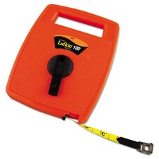 Hi-Viz 100' Linear Fiberglass Measuring Tape