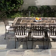 Gibraltar Mosaic 9 Piece Dining Set
