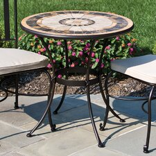 Compass Mosaic Bistro Table
