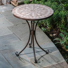 <strong>Alfresco Home</strong> Cilento Mosaic Bistro Table