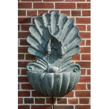 Galatea Outdoor Wall Fountain