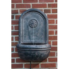 Cologne Outdoor Resin Wall Fountain