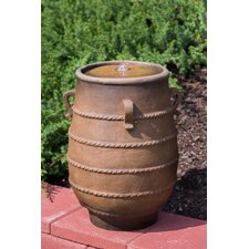 Alicante Outdoor Resin Urn Fountain
