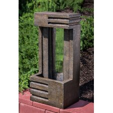 Tempio Outdoor Resin Waterfall Fountain