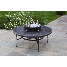 <strong>Alfresco Home</strong> Kaleidoscope Coffee Table with Firepit