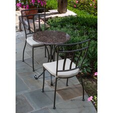 Ponza Granite Bistro Set
