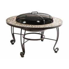 Vulcano Burning Table with Firepit