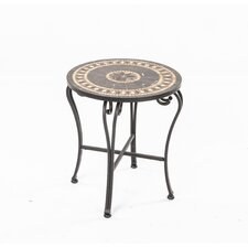 <strong>Alfresco Home</strong> Gibraltar Mosaic Side Table