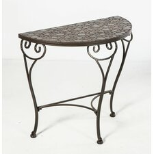 <strong>Alfresco Home</strong> Bolla Mosaic Outdoor Console Table