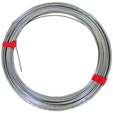 100' 14 Gauge Galvanized Steel Hobby Wire 50142