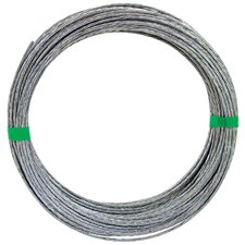 100' 20 Gauge Galvanized Steel Hobby Wire 50180
