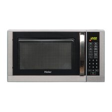 0.9 Cu. Ft. 900W Haier Touch Microwave