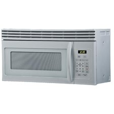 <strong>Haier</strong> 1.6 Cu. Ft. 1000 Watt Over The Range Microwave