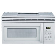 1.6 Cu. Ft.1000-Watt Over The Range Microwave