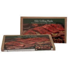 2 Count Alder Grilling Plank
