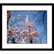 National Treasures Bunker Hill Monument Framed Photographic Print
