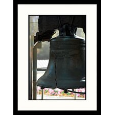 <strong>Great American Picture</strong> The Liberty Bell, Pennsylvania Framed Photograph - Len Delessio