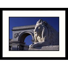 Palace of Legion of Honor, San Francisco Framed Photograph - Stephen Saks