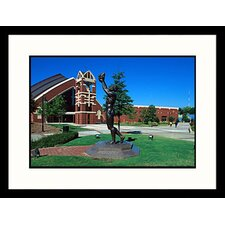 National Treasures 'Martin Luther King National Site, Georgia' by Wendell Metzen Framed Photographic Print