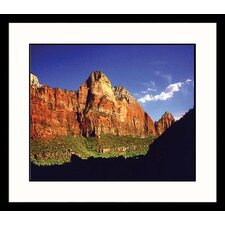 Zion National Park I Framed Photograph