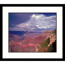 National Treasures Grand Canyon Framed Photographic Print
