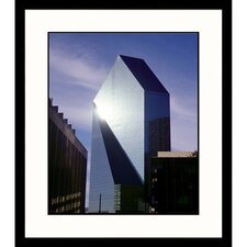 Cityscapes Dallas Framed Photographic Print