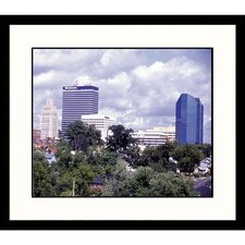 Winston Salem Framed Photograph - Tim Barnwell