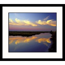 <strong>Great American Picture</strong> Merritt Island Refuge Framed Photograph - Adam Jones