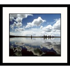 <strong>Great American Picture</strong> Reflections Framed Photograph - Joe Deutsch