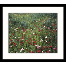 <strong>Great American Picture</strong> Wildflowers Framed Photograph
