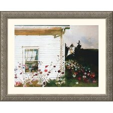 Museum Reproductions 'Around The Corner' by Andrew Wyeth Framed Photographic Print