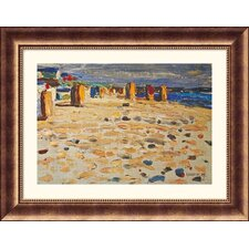 <strong>Great American Picture</strong> Unknown Kandinsky 11 Bronze Framed Print - Wassily Kandinsky