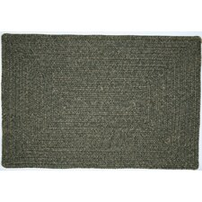 Out Durable Spruce Indoor/Outdoor Rug