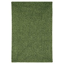 Ultra-Durable Solid Indoor/Outdoor Rug