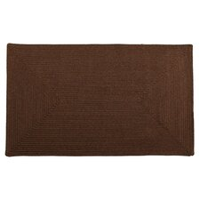 <strong>Homespice Decor</strong> Ultra-Durable Espresso Rug