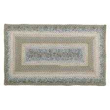 <strong>Homespice Decor</strong> Cotton Celadon Rug