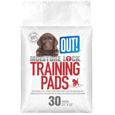 Moisture Lock Dog Training Pad