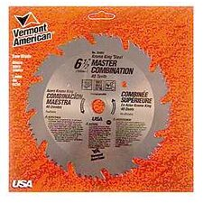 "6-1/2"" 48T Krome King® Master Combination Circular Saw Blade 25"