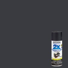 <strong>PaintersTouch</strong> Painter's Touch® 2X™ 12 Oz Black Cover Spray Paint Semi Gloss