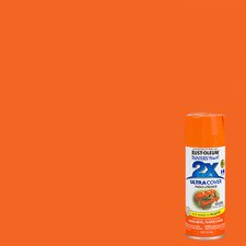 Painter's Touch® 2X™ 12 Oz Real Orange Cover Spray Paint Gloss