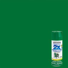Painter's Touch® 2X™ 12 Oz Meadow Green Cover Spray Paint Gloss