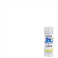 Painter's Touch® 2X™ 12 Oz Clear Cover Spray Paint Satin