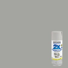 Painter's Touch® 2X™ 12 Oz Stone Gray Cover Spray Paint Satin